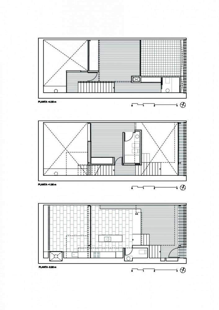 Casa de ladrillos de ventura virzi arquitectos premio for Casa de arquitectos