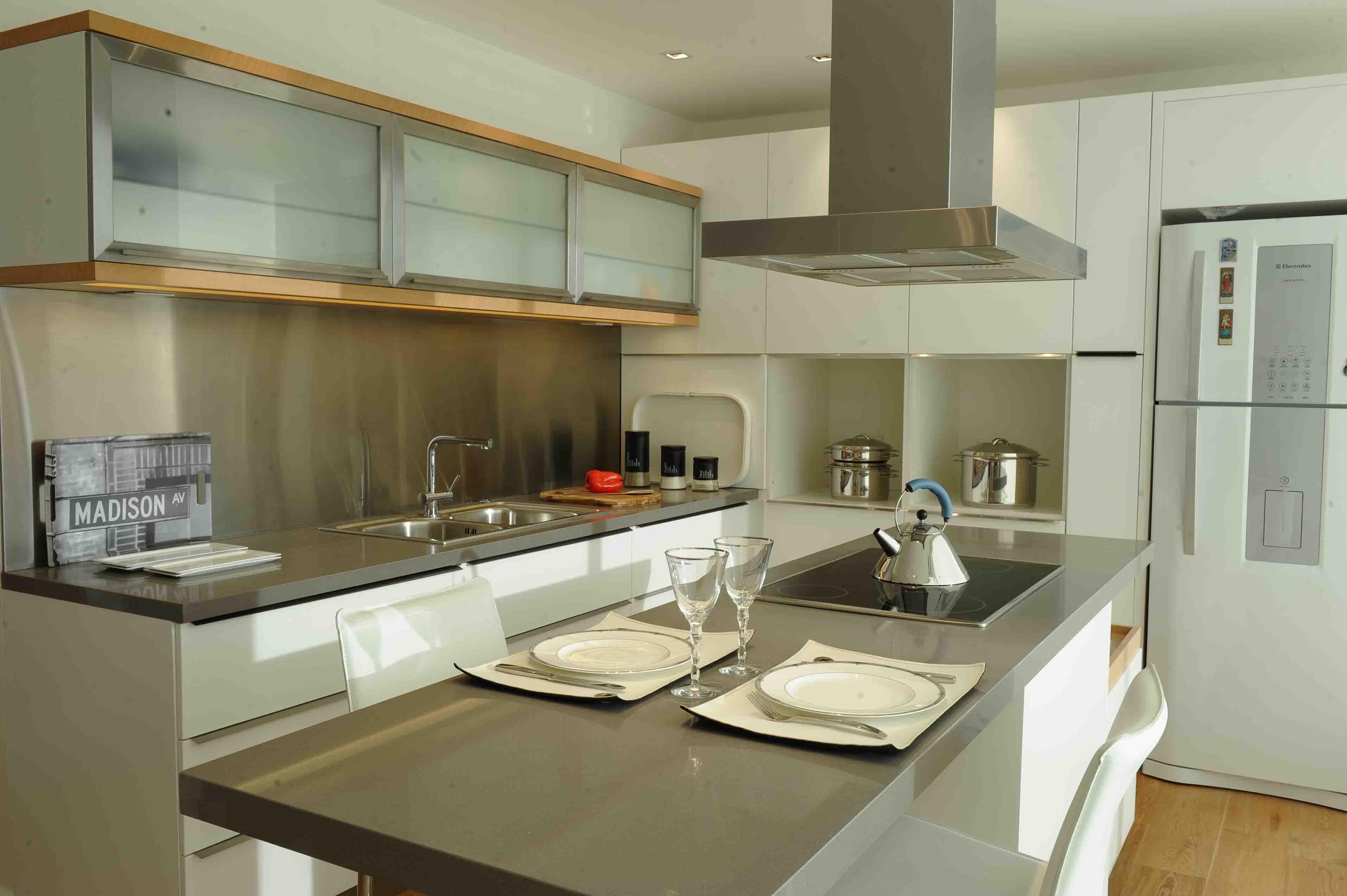Cocinas con dise o gourmet arquitectura de calle for Tipos de cocina arquitectura