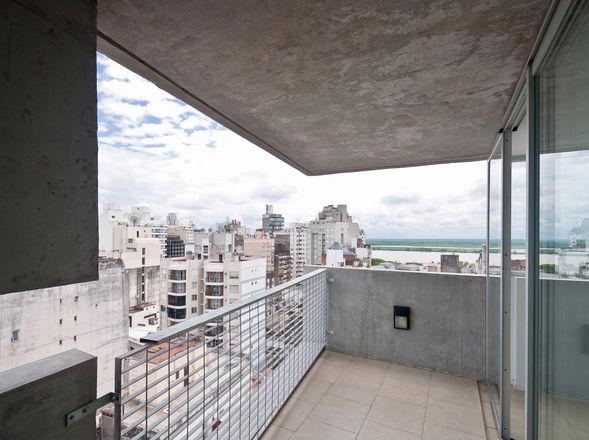 VISTA edificio vistas balcon