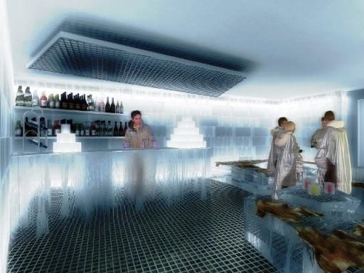 Museo del Hielo Bar