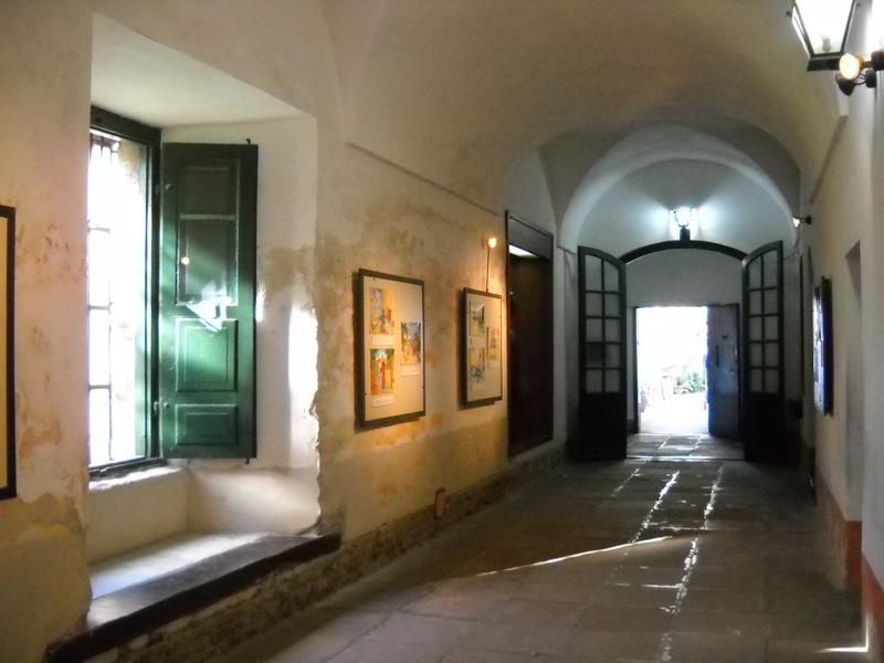 """""""Convento de San Carlos San Lorenzo"""""""