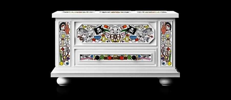 Decoracion De Muebles Pintados.Diseno Decoracion De Muebles Arquitectura De Calle