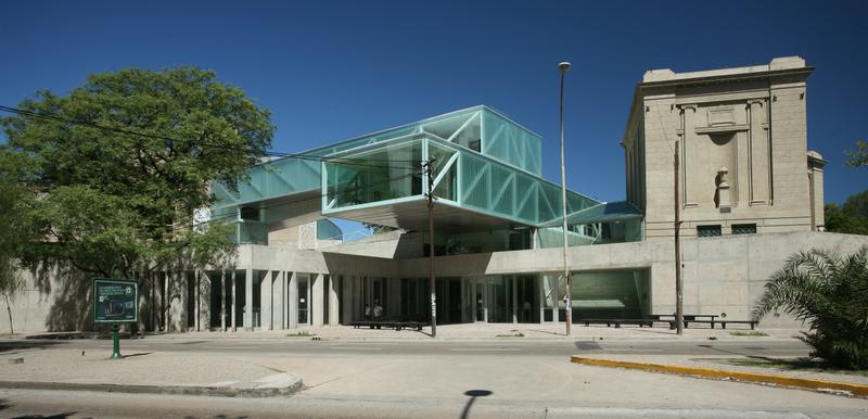 Museo provincial de bellas artes emilio caraffa c rdoba - Arquitectos en cordoba ...