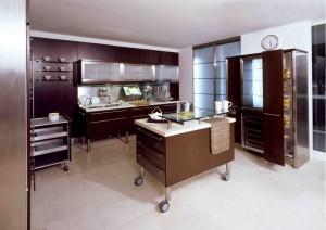"""Cocinas con diseño gourmet"""