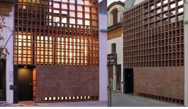 Casa de ladrillos ventura virzi arquitectos premio viii - Arquitectos cadiz ...