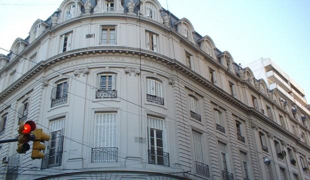 Edificio de la compa a de seguros la rosario for Arquitectura rosario