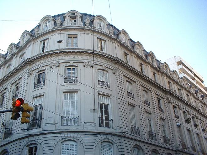 """""""Edificio Compañía de Seguros La Rosario"""""""