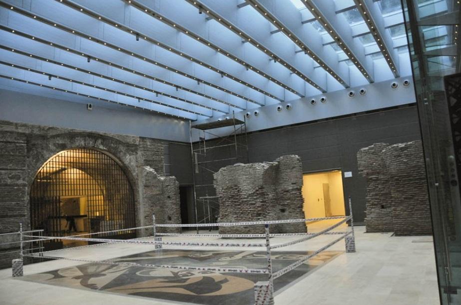 """Museo Bicentenario Aduana Taylor"""