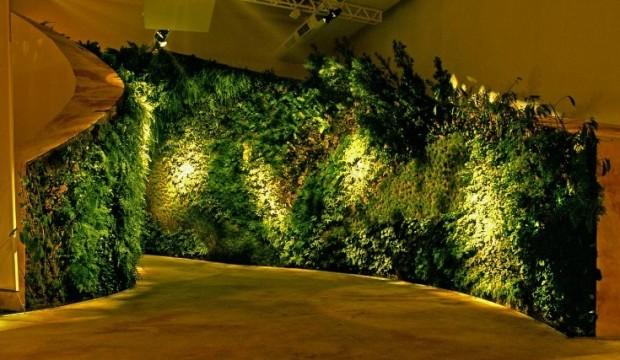 Jardines verticales arquitectura de calle - Jardines verticales plantas ...