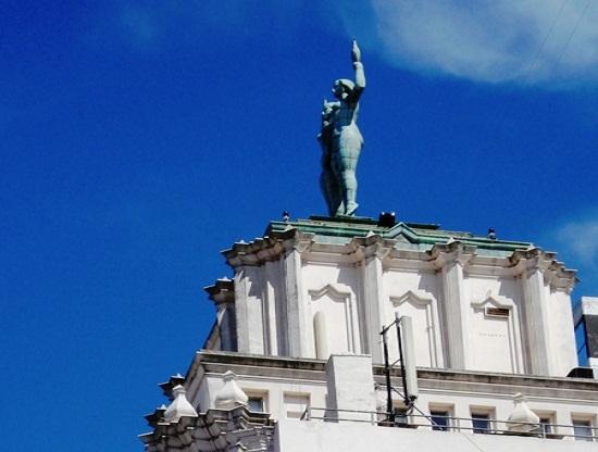 """Art Deco Palacio Minetti"""