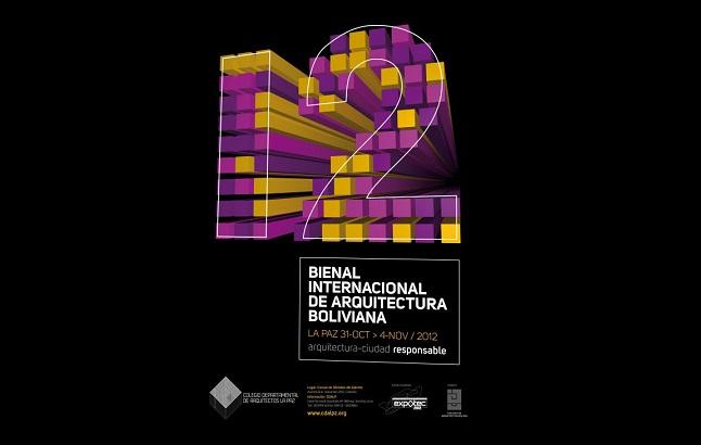 """Bienal Arquitectura Boliviana"""