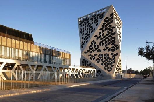 Centro c vico de la provincia de c rdoba arquitectura de - Arquitectos en cordoba ...