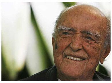 """""""Oscar Niemeyer fallece"""""""