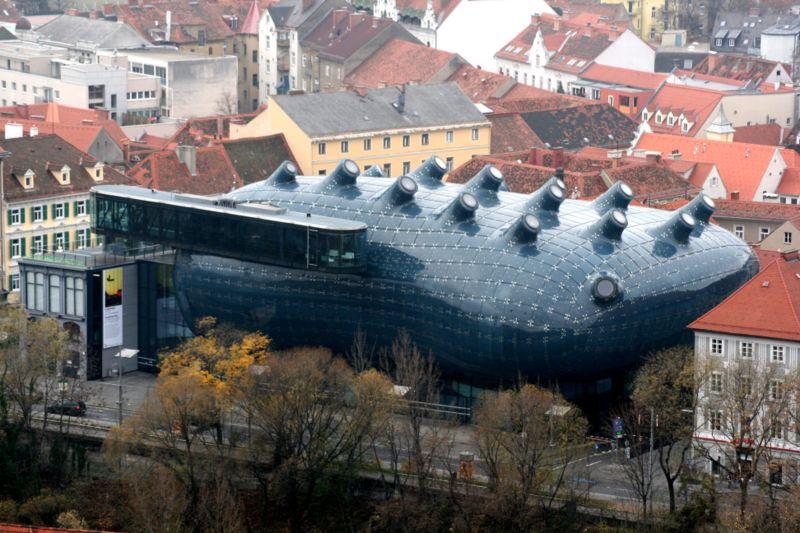 Museo Kunsthaus Gratz