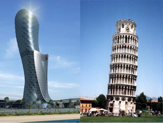 torre-Capital-Gate-Abu-Dhabi-
