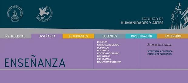 F Humanidades
