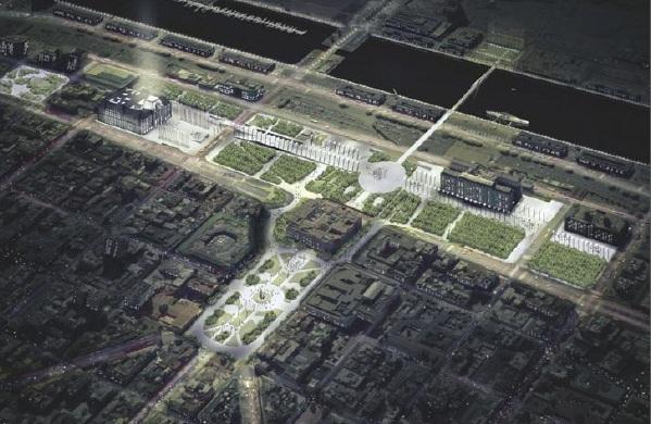 Centro Cultural del Bicentenario 1