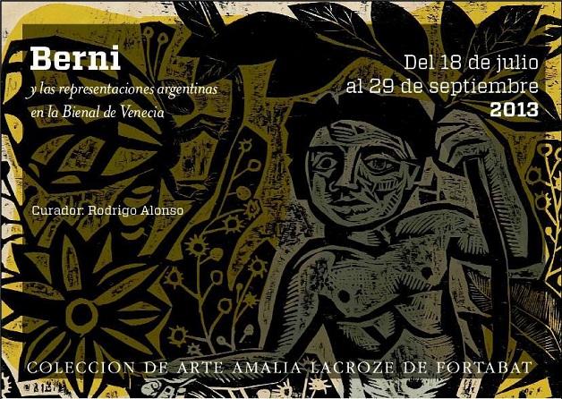 Berni en la Colección Amalia Lacroze de Fortabat