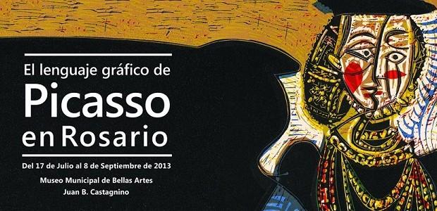 """Picasso en Rosario, en el Castagnino La Muestra """"El lenguaje gráfico de Picasso en Rosario"""" con la curadoría de Mariela Alonso será en el Museo Castagnino del 17 de Julio […]"""