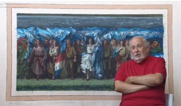 Guillermo Roux La Constitución Guía el Pueblo