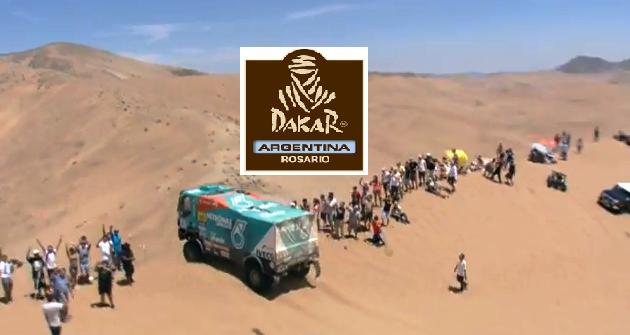 Rally Dakar sale de Rosario