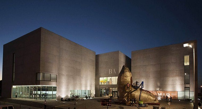 Museo arte contempor neo de mar del plata arquitectura for Estudios de arquitectura la plata