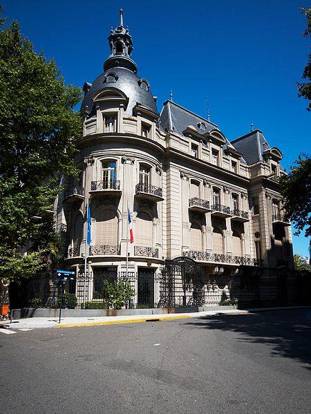 Embajada Francia -Buenos_Aires_-
