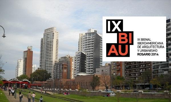 IX Bienal Arquitectura Rosario 2014
