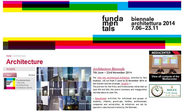 bienal Venecia 2014