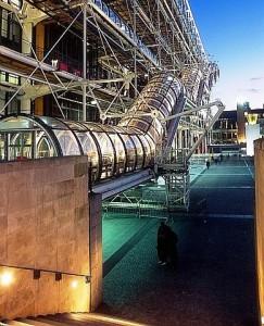 Georges Pompidou Plaza
