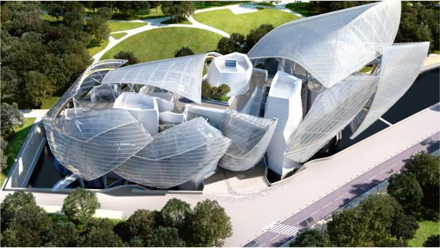 Fundación Louis Vuitton Paris.