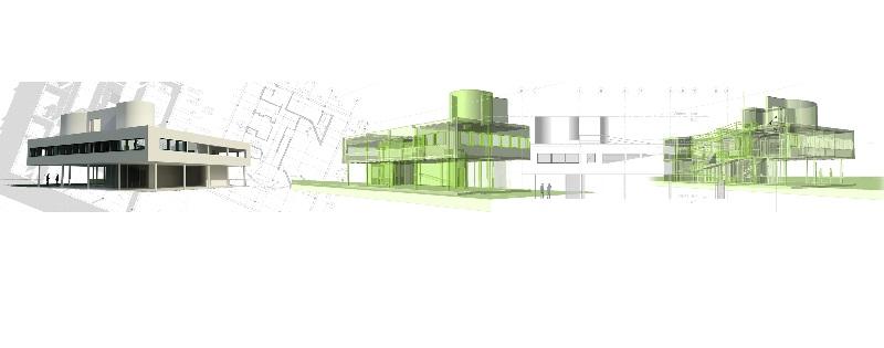 BIM, nueva forma de trabajar en arquitectura