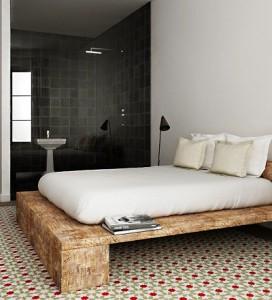 Remodelacion departamento baldosas calcareas con madera (2)