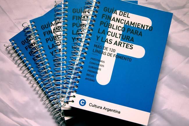 Nueva Guía del Financiamiento Público para la Cultura y las Artes