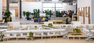 Frank Gehry realizó el nuevo edificio de Facebook