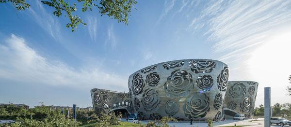 Museo de las rosas Beijing