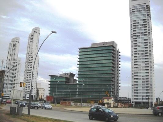 Rotonda Puerto Norte Rosario