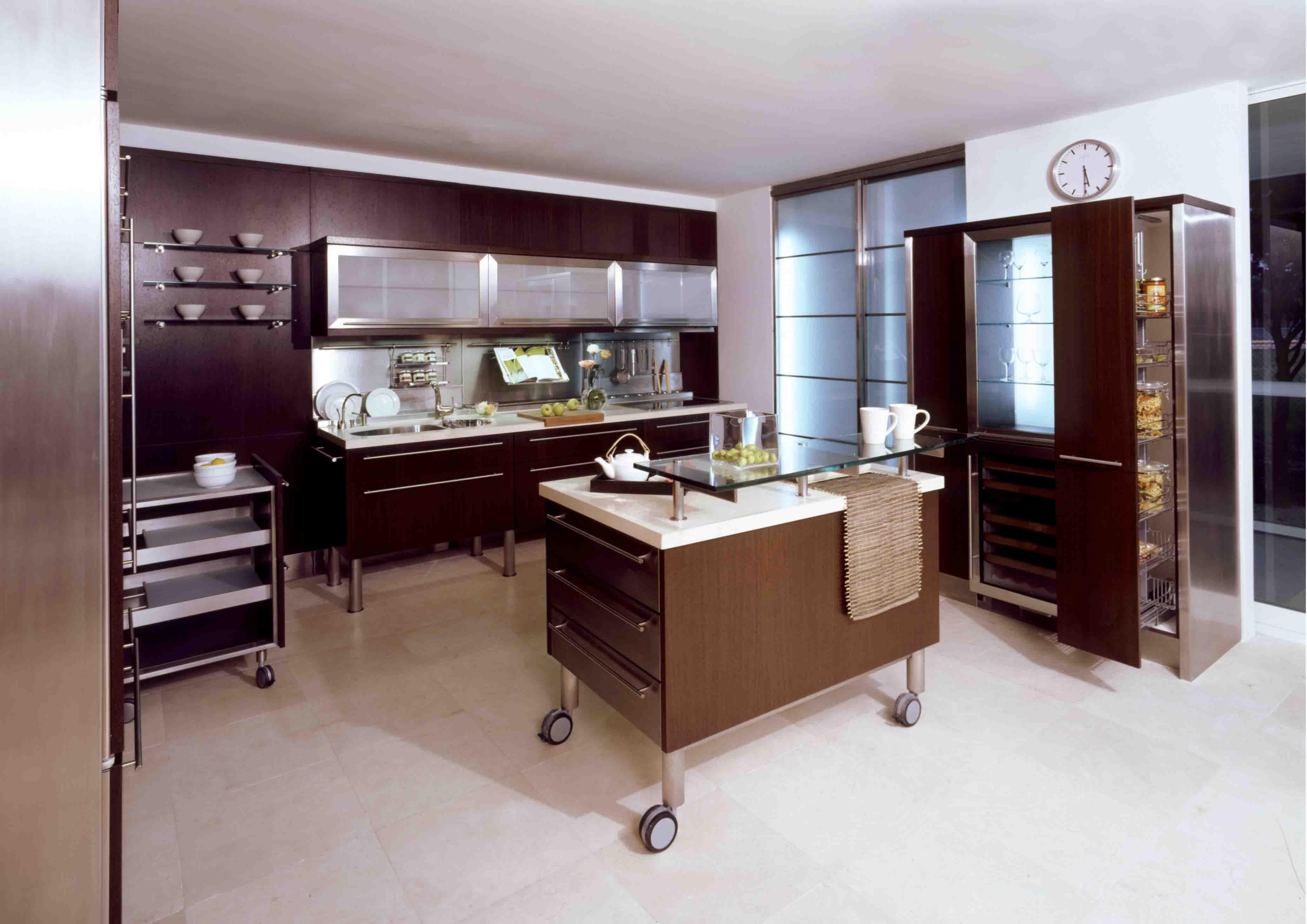 Cocinas con diseño gourmet - Arquitectura de Calle