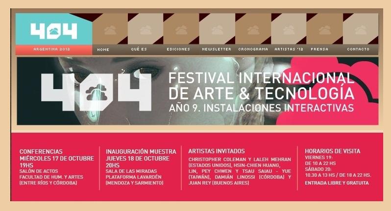 """""""Festival 404"""""""