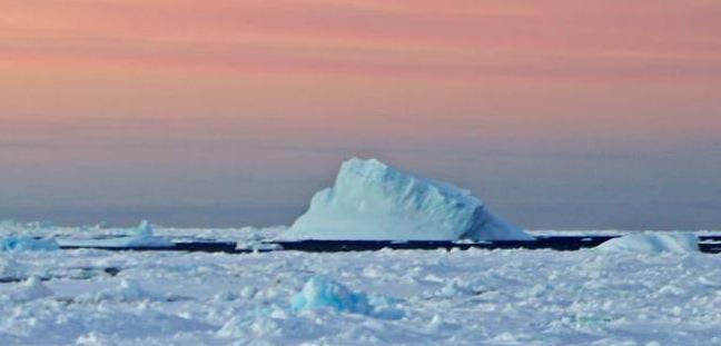 """""""Sur Polar IV Arte en Antartida"""""""