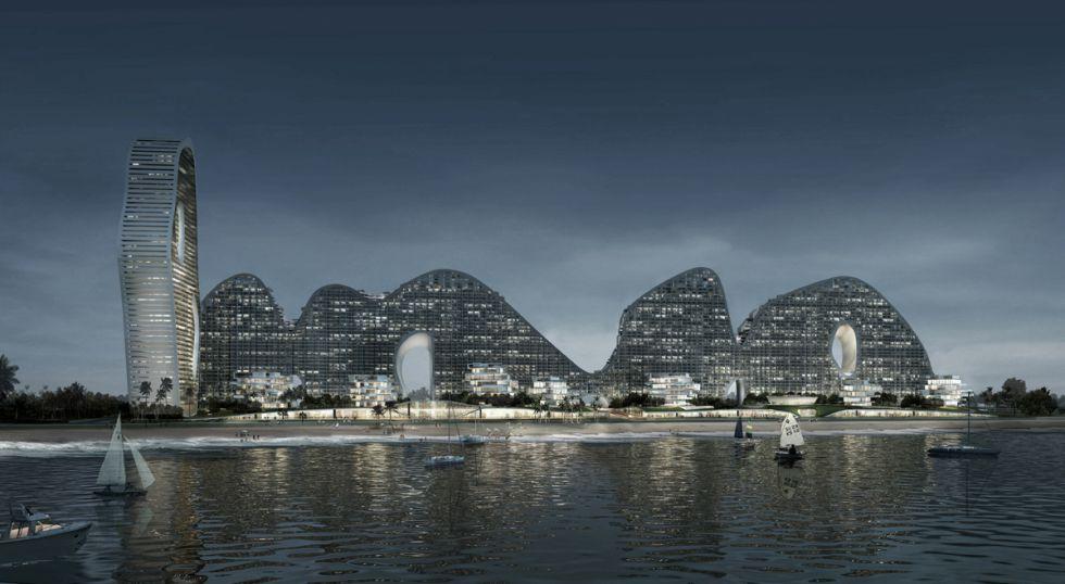 """""""arquitectura China"""""""