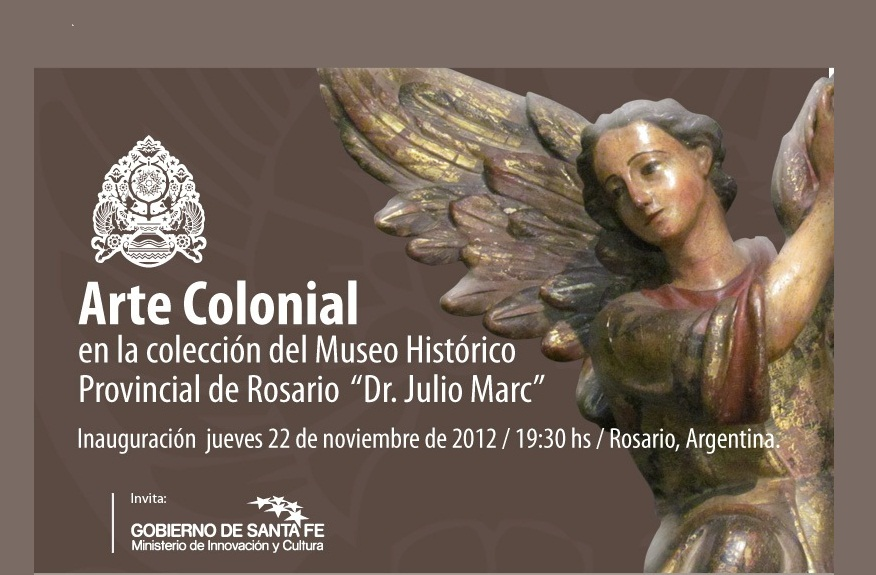 """Museo Marc, Arte Colonial"""
