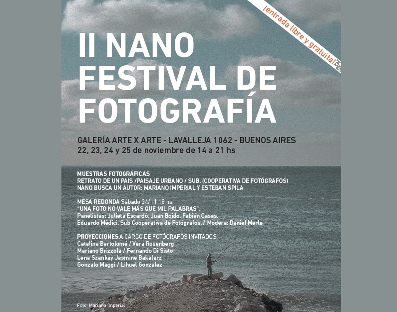 """II Nano Festival de Fotografía"""