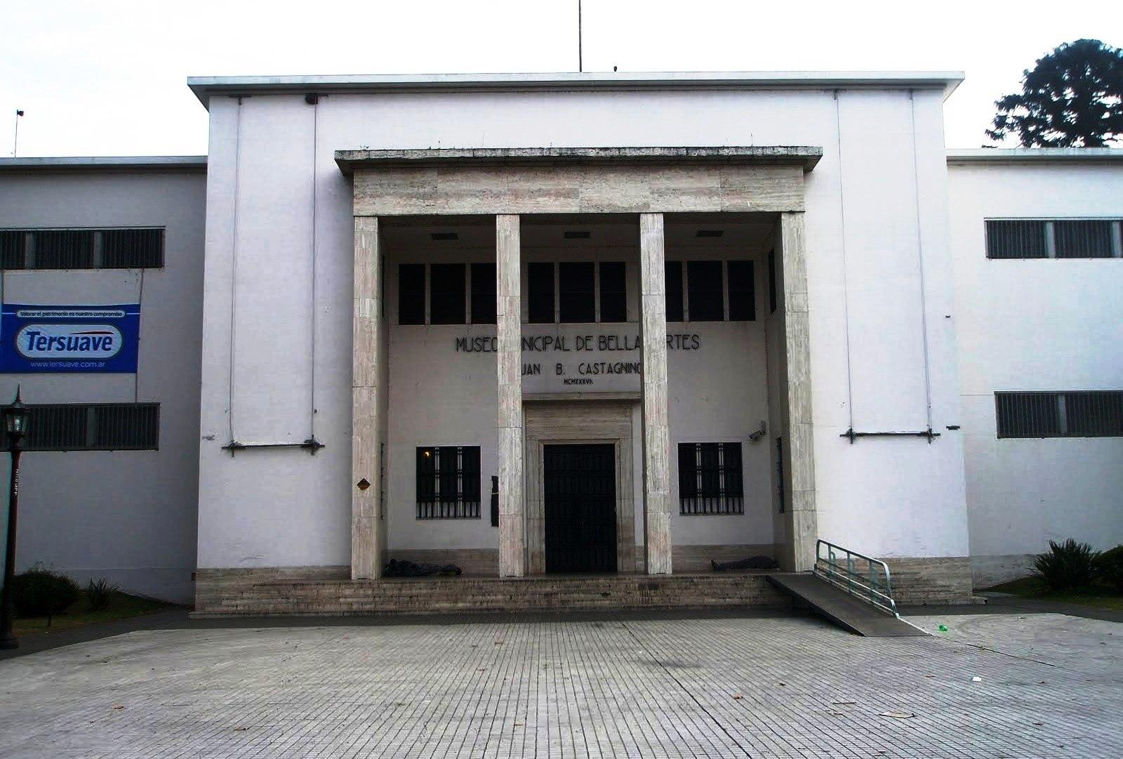 """""""Museo Bellas Artes J.B. Castagnino Rosario"""""""