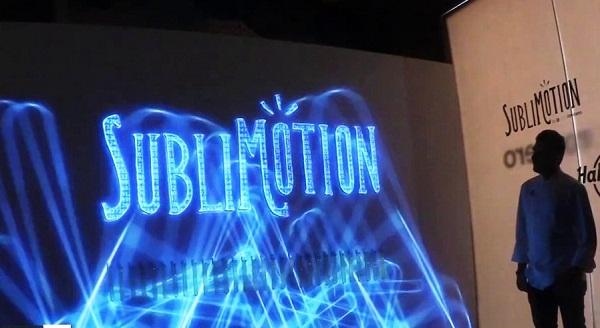 Sublimotion 4
