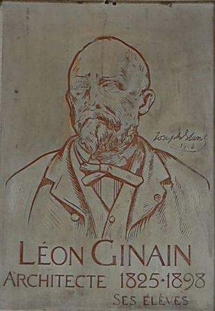 Arq. Leon Ginain
