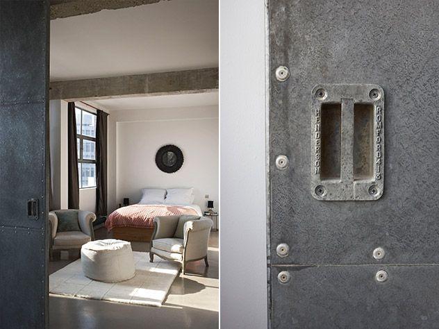Loft en viejo aserradero de Londres (4)