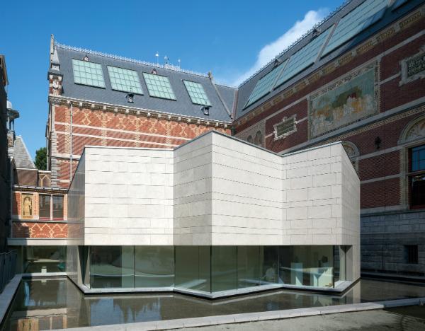 Intervención de Cruz y Ortiz en el Rijksmuseum, Ámsterdam (3)