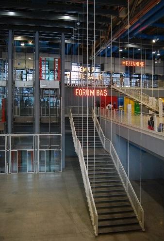 Día Internacional de los Museos, Centro Geoges Pompidou