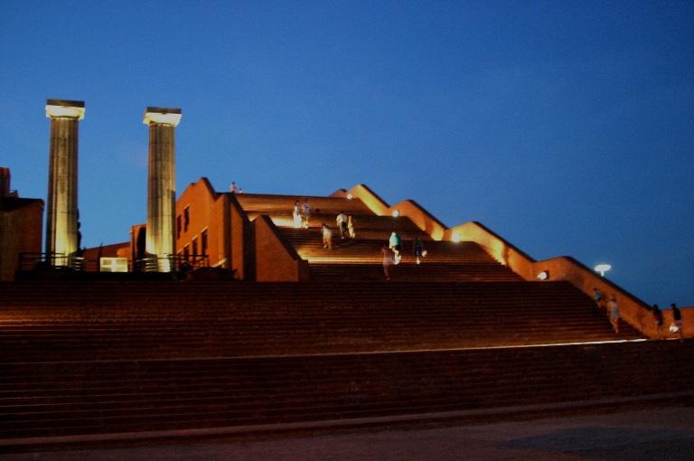 Iluminación Parque España - copia